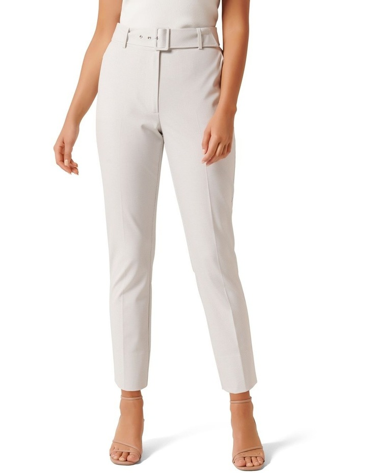Amy Belted Straight Leg Pant image 1