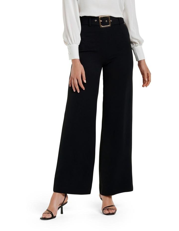 Gigi Wide Leg Belted Pant image 1
