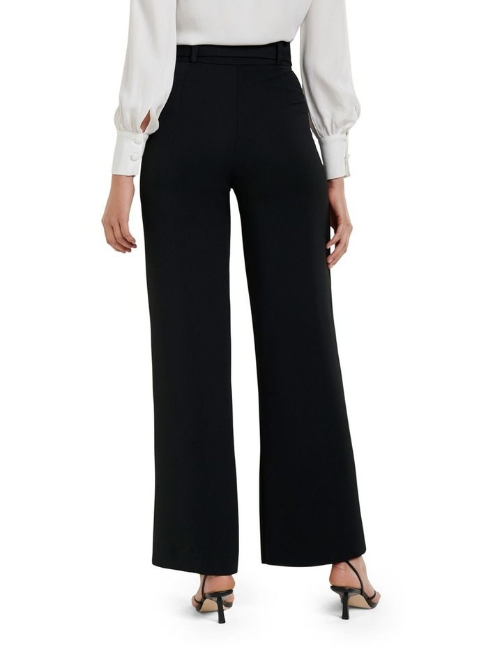 Gigi Wide Leg Belted Pant image 3