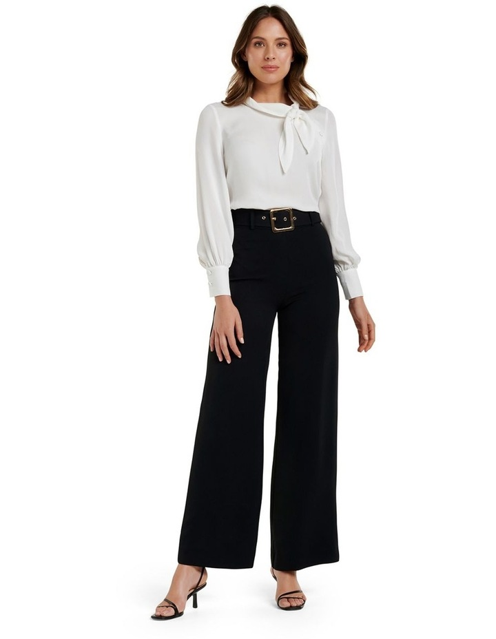 Gigi Wide Leg Belted Pant image 4