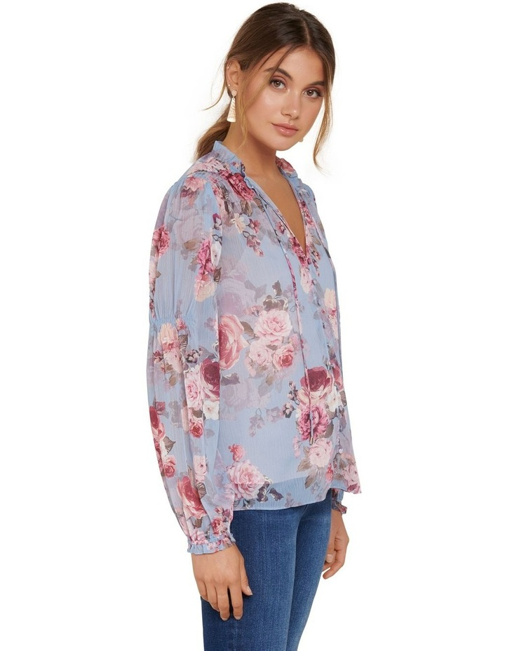Mischa Shirred Blouse image 3
