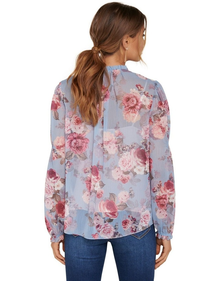 Mischa Shirred Blouse image 4