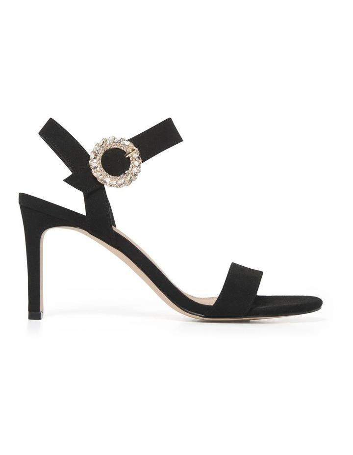 Kate Diamante Buckle Heels image 1