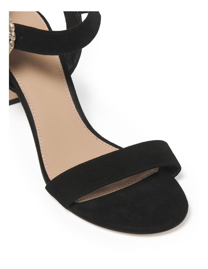 Kate Diamante Buckle Heels image 2
