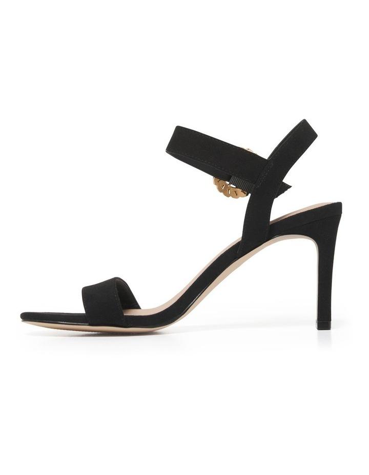 Kate Diamante Buckle Heels image 3