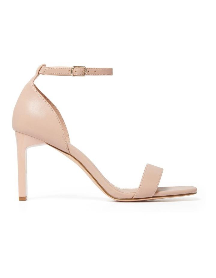 Natalie Thin Square Heels image 1