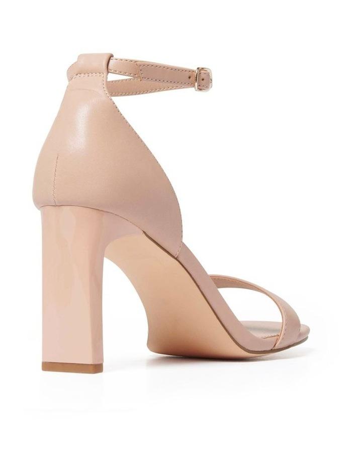 Natalie Thin Square Heels image 4