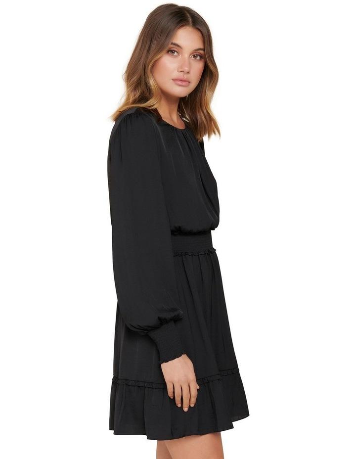 Jessica Long Sleeve Smock Dress image 2