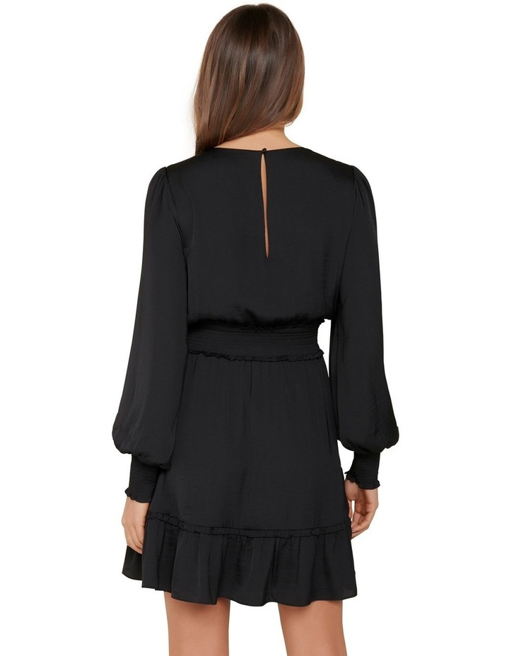 Jessica Long Sleeve Smock Dress image 3