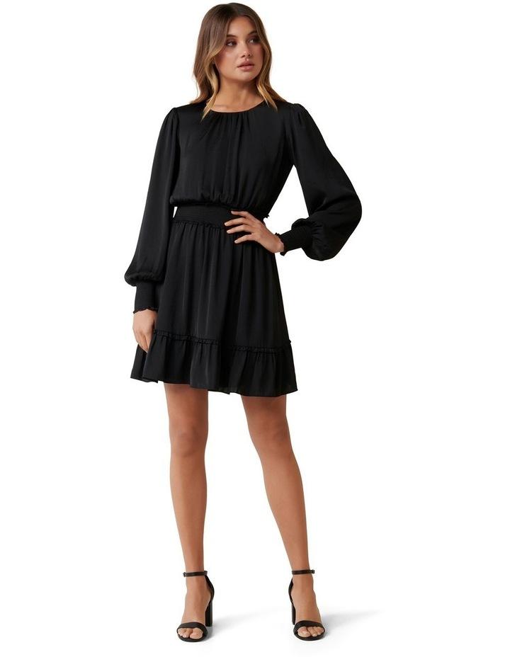 Jessica Long Sleeve Smock Dress image 4