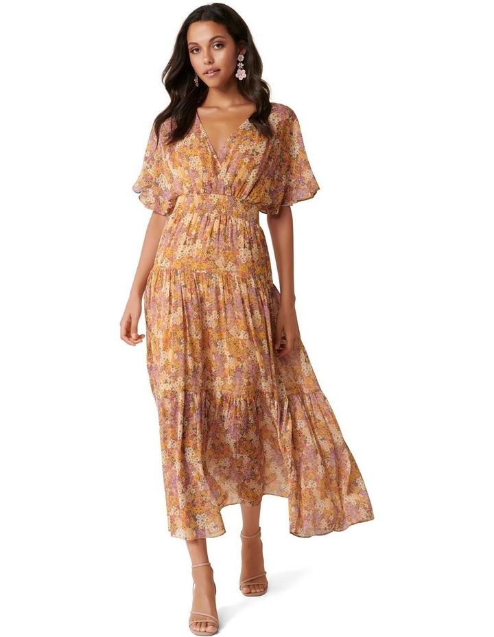 Darla Tiered Maxi Dress image 1