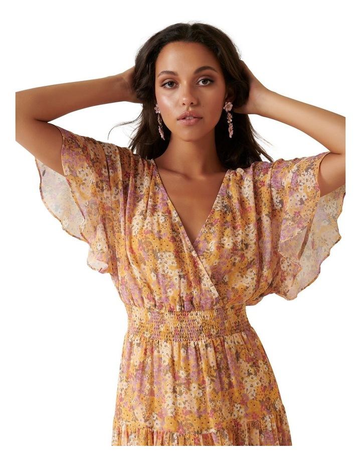 Darla Tiered Maxi Dress image 2