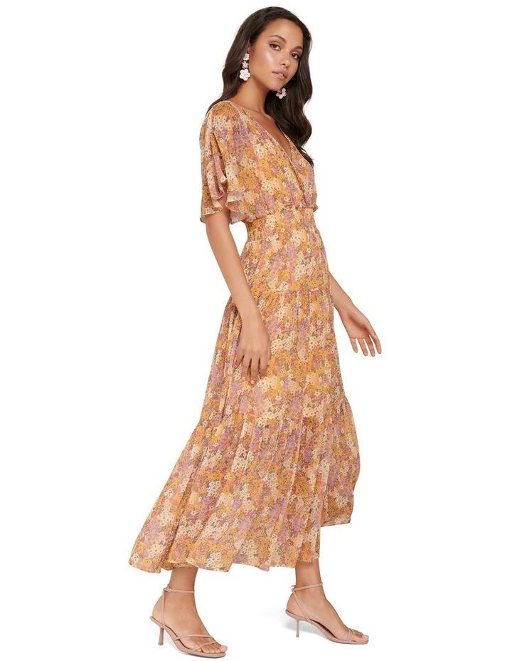 Darla Tiered Maxi Dress image 3