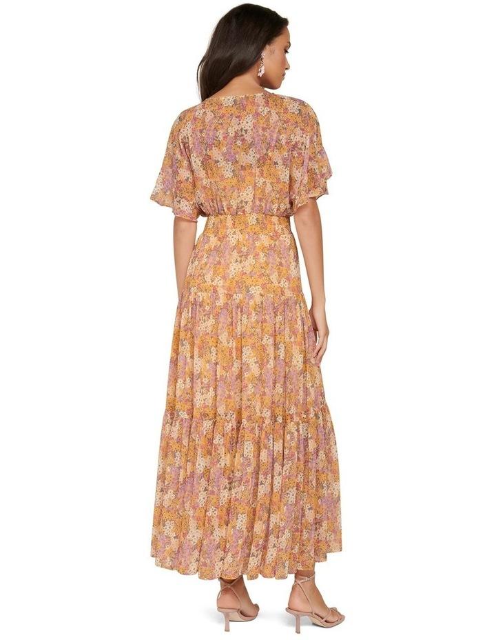 Darla Tiered Maxi Dress image 4
