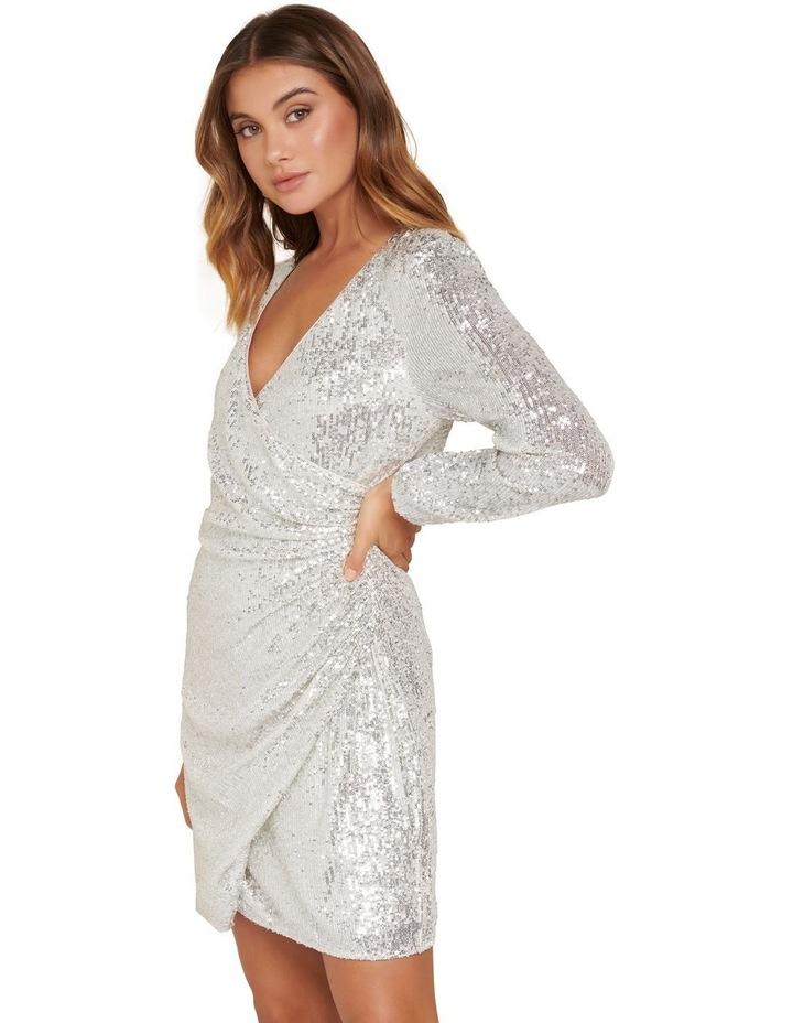 Jessica Long Sleeve Sequin Dress image 2