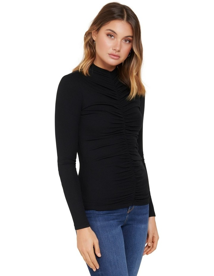 Ava Ruched Front Skivvy image 2
