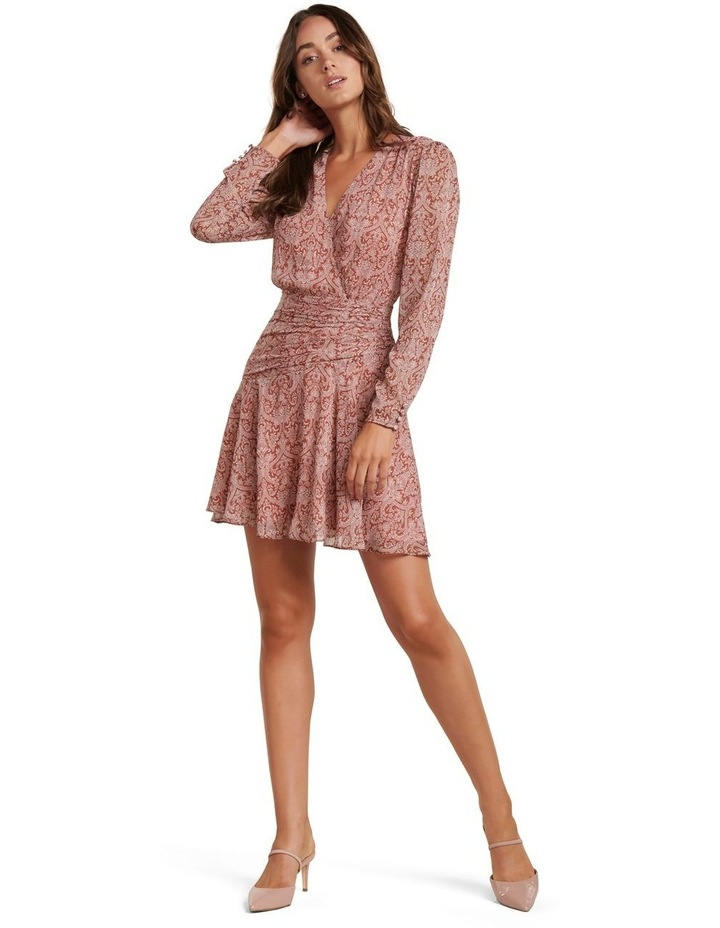 Harmony Long Sleeve Skater Dress image 5