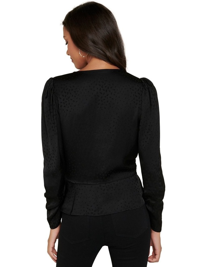 Edith Tuck Front Blouse image 3