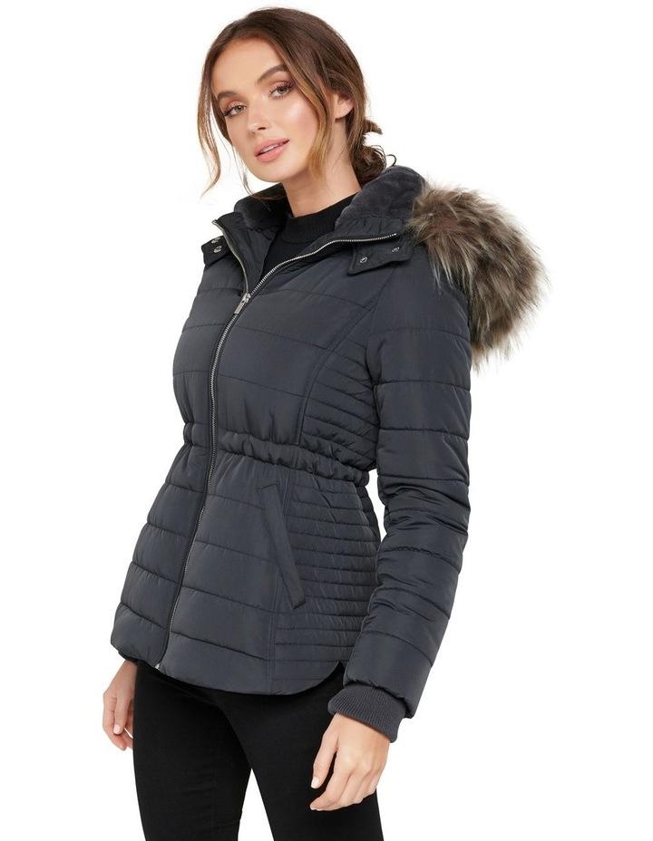 Lisa Short Puffa Coat image 4