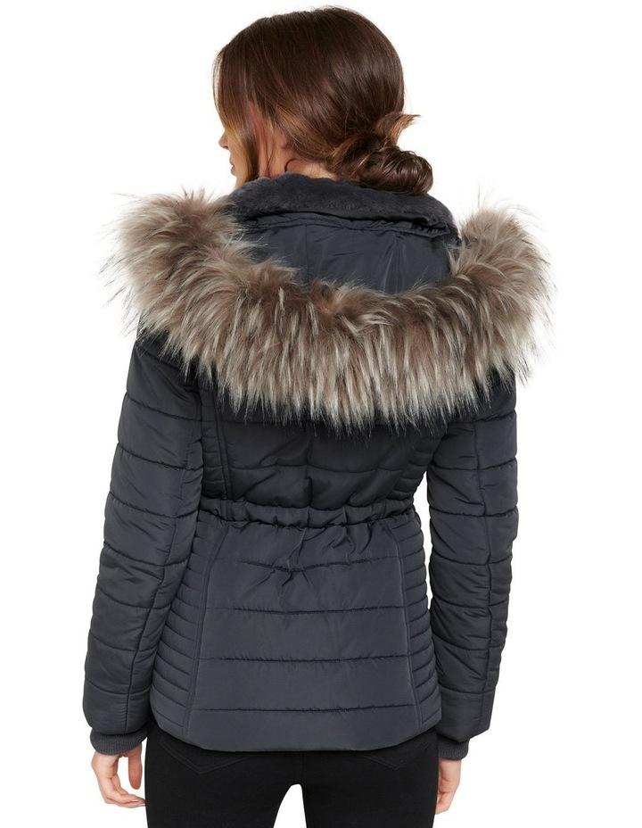 Lisa Short Puffa Coat image 5