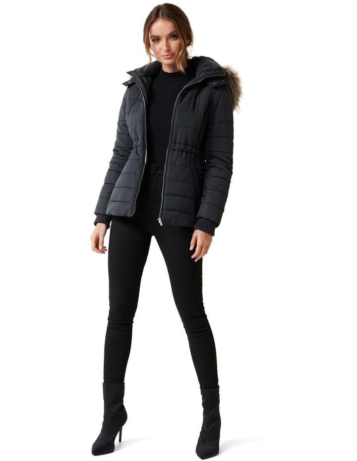 Lisa Short Puffa Coat image 6