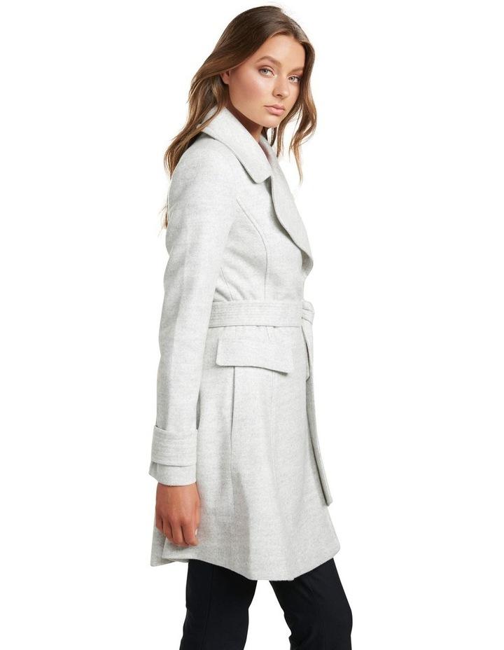Mia Fit & Flare Coat image 3