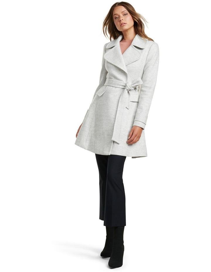 Mia Fit & Flare Coat image 5