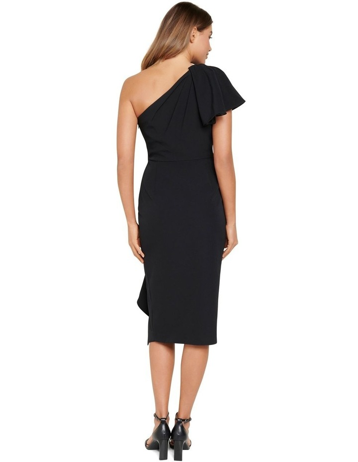 Bianca One Shoulder Midi Dress image 3