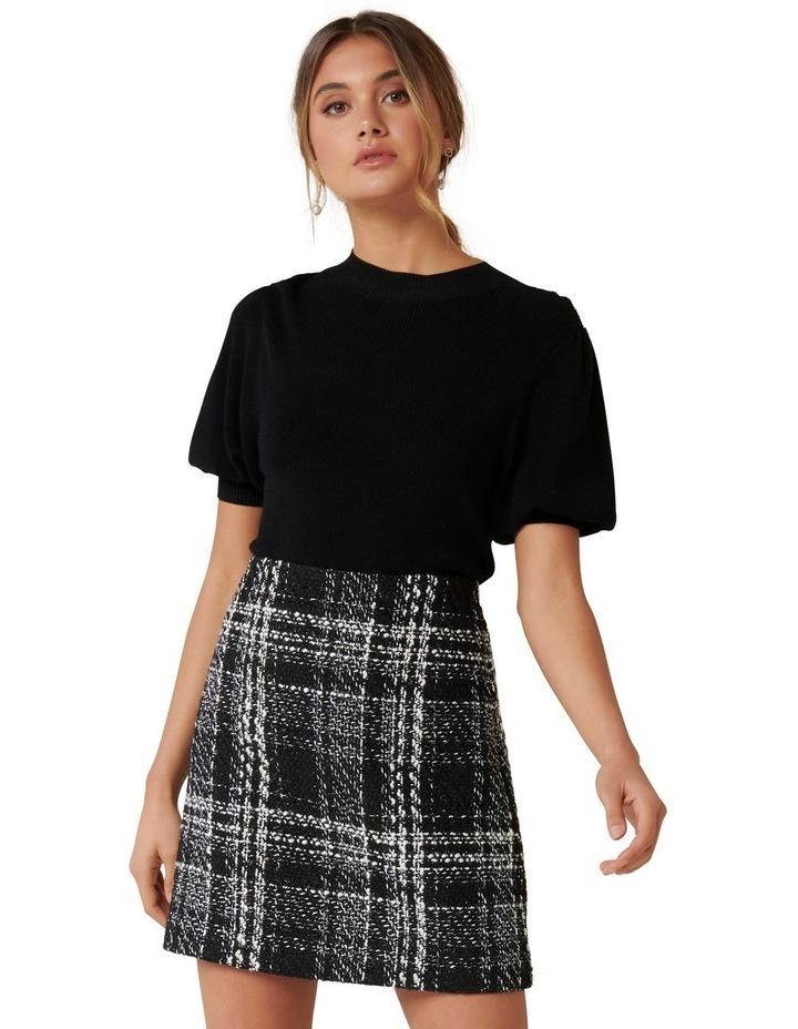 Sofia Boucle Mini Skirt image 1