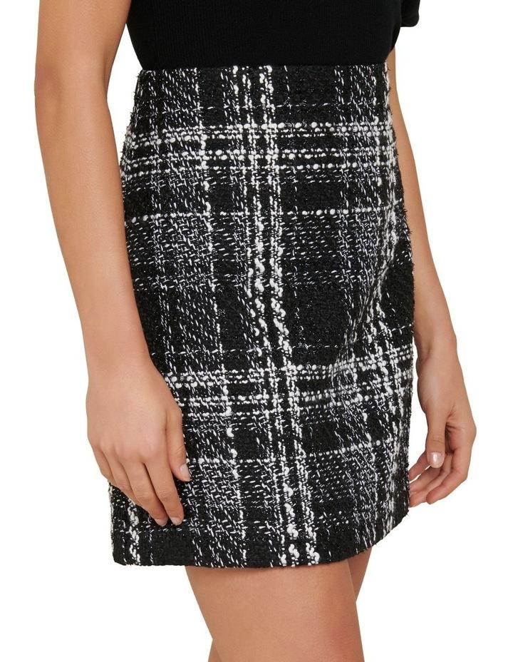 Sofia Boucle Mini Skirt image 2