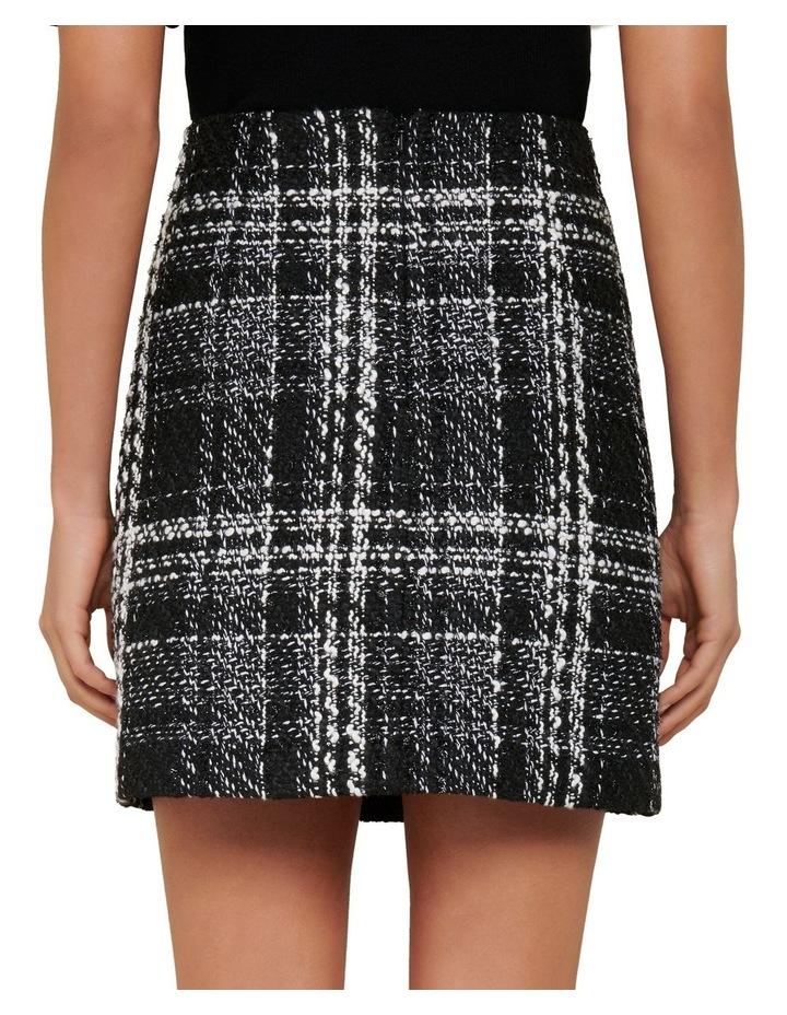 Sofia Boucle Mini Skirt image 3