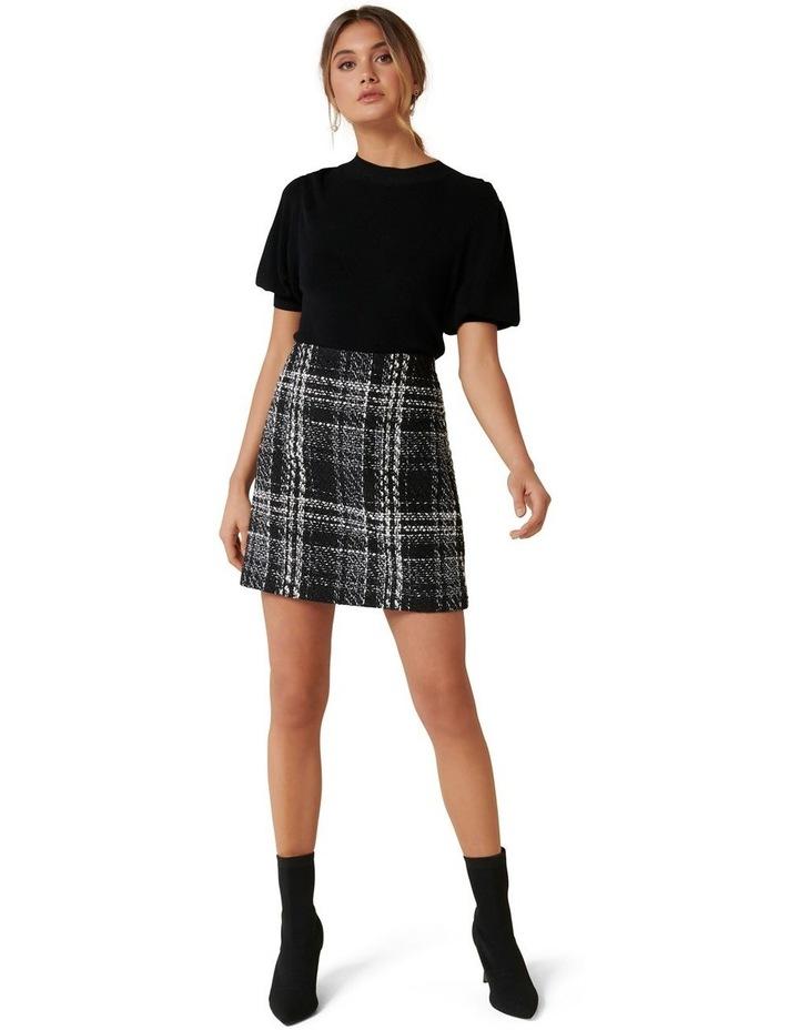 Sofia Boucle Mini Skirt image 4