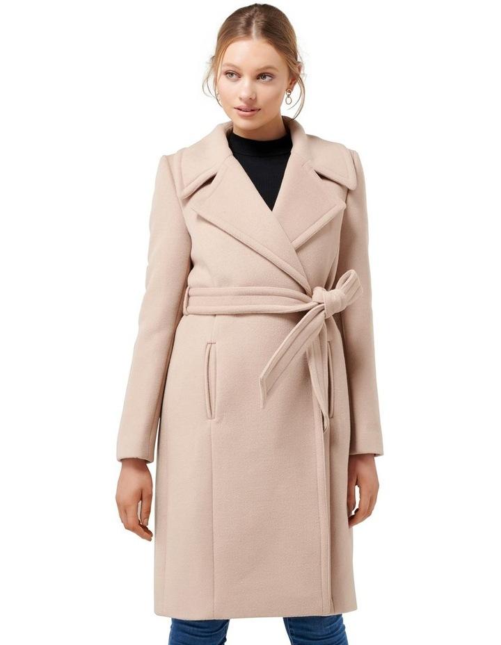 Florence Wrap Coat image 1