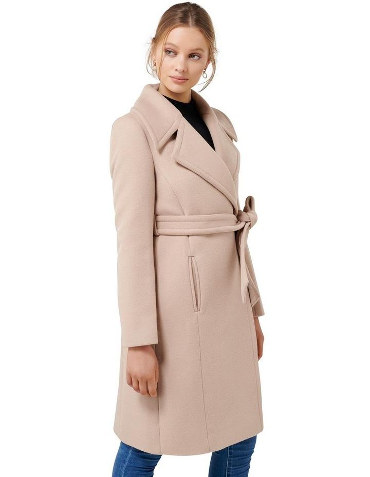 Florence Wrap Coat image 3