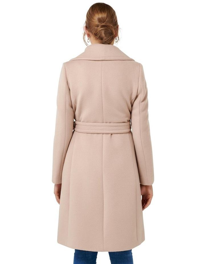 Florence Wrap Coat image 4