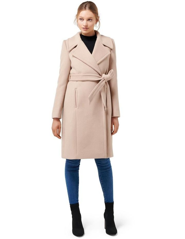 Florence Wrap Coat image 5