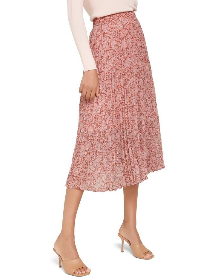 Ebony Pleat Skirt image 2