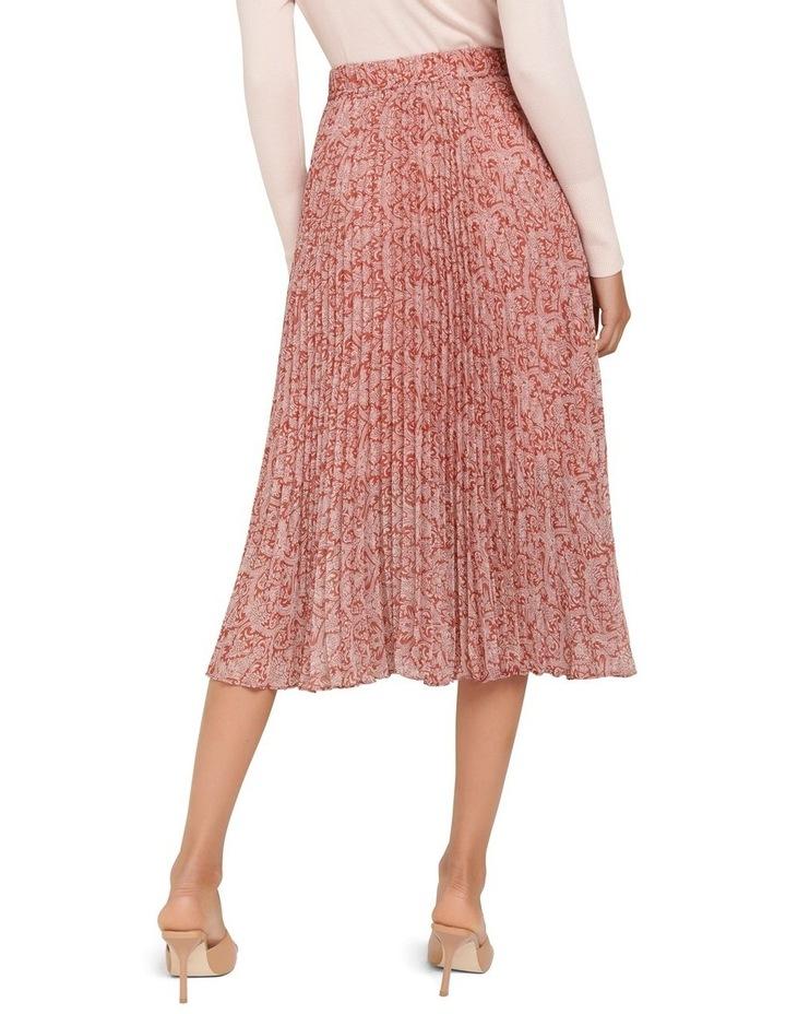 Ebony Pleat Skirt image 3