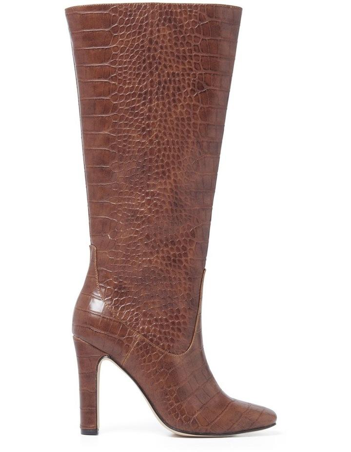 Gigi Square Toe Riding Boots image 1