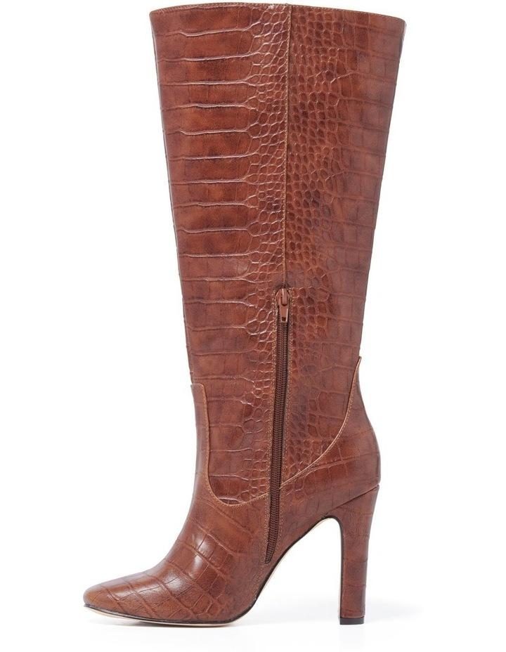 Gigi Square Toe Riding Boots image 3