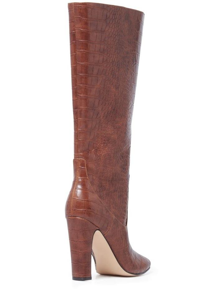 Gigi Square Toe Riding Boots image 4