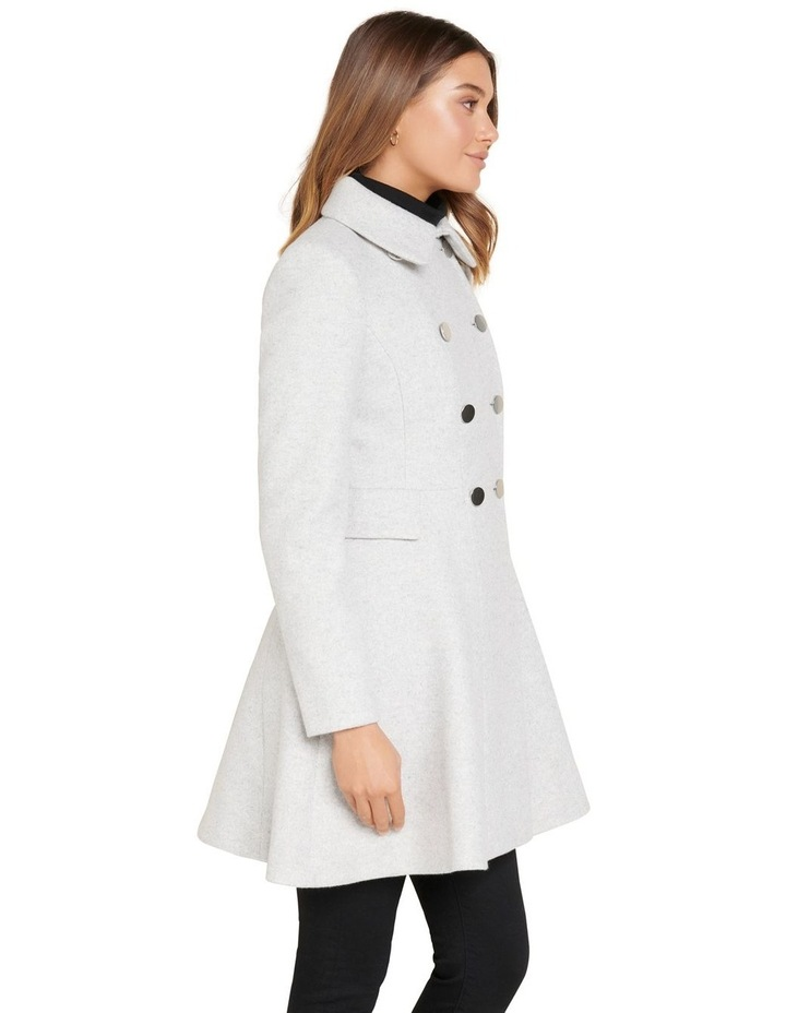 Louise Fit & Flare Coat image 3