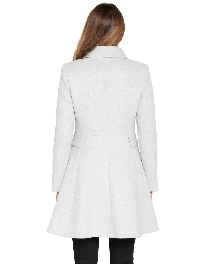 Louise Fit & Flare Coat image 4