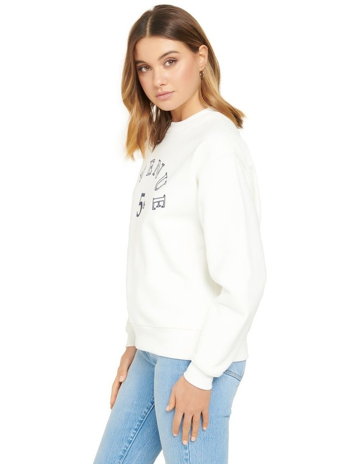 Sloan Slogan Sweat image 3