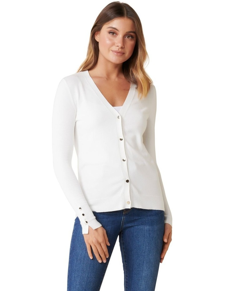 Mila Button Up Cardigan image 1