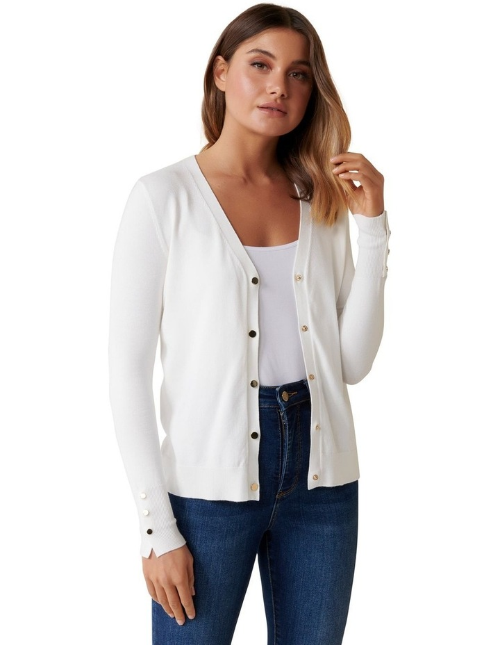 Mila Button Up Cardigan image 2
