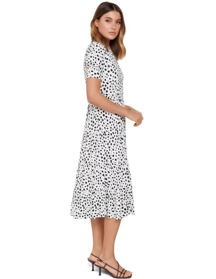 Betty Printed Midi Dress image 2