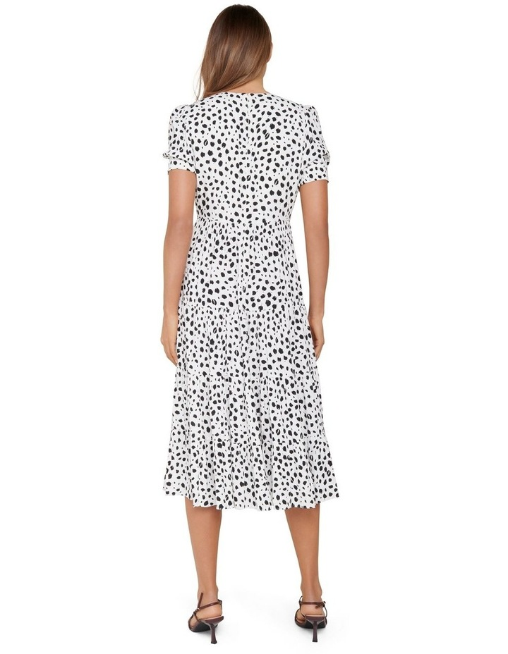 Betty Printed Midi Dress image 3