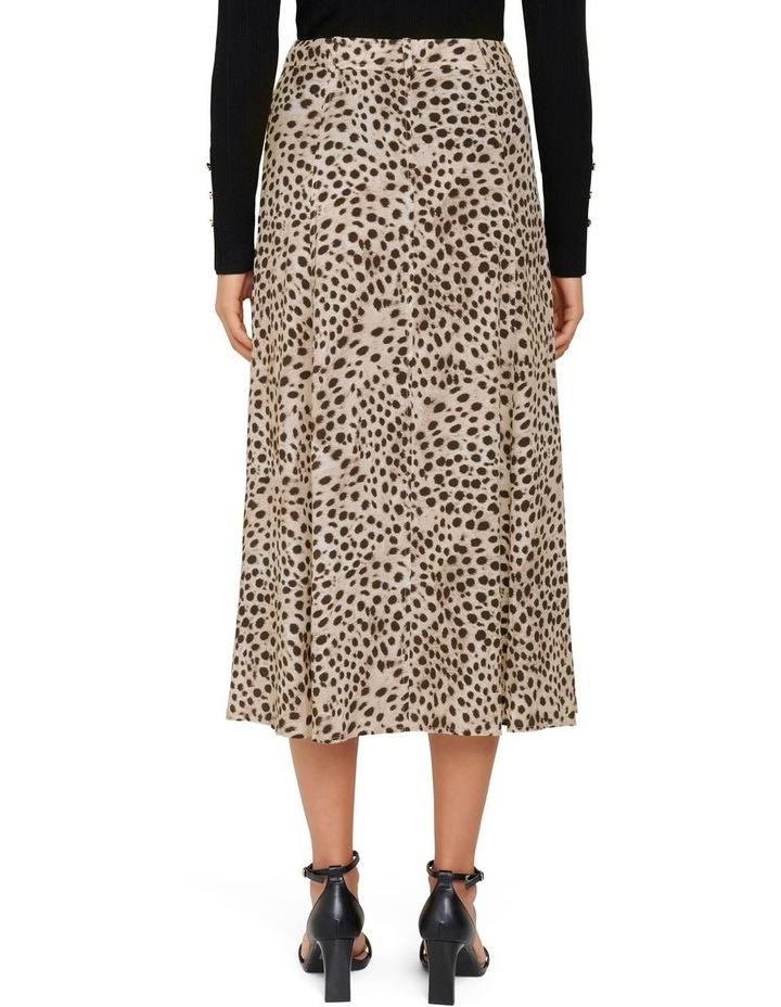 Alyssa Button Front Midi Skirt image 4