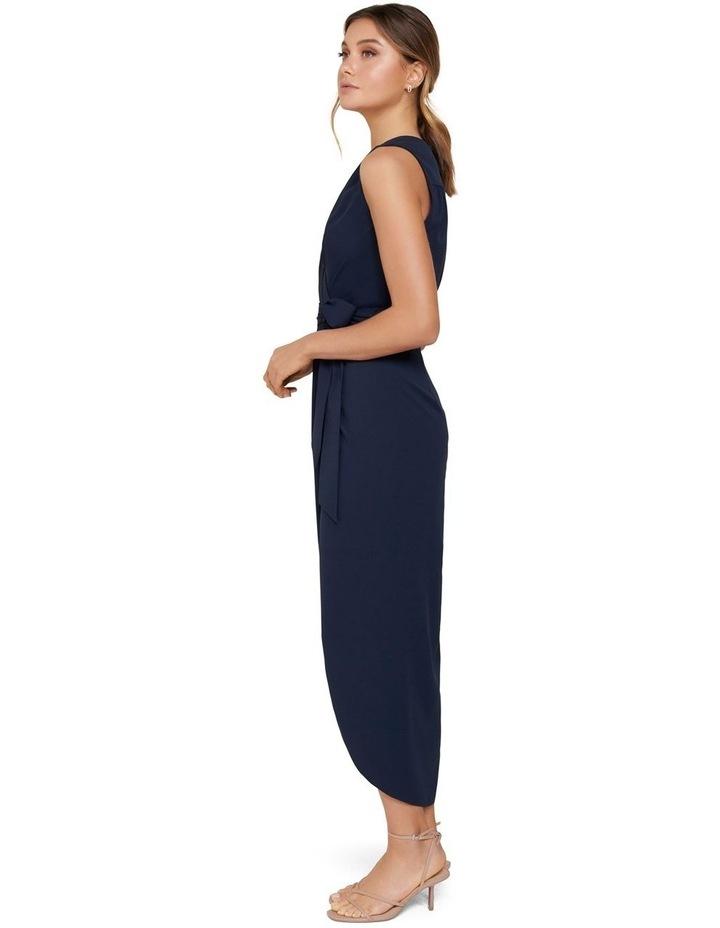 Liza Wrap Midi Dress image 2